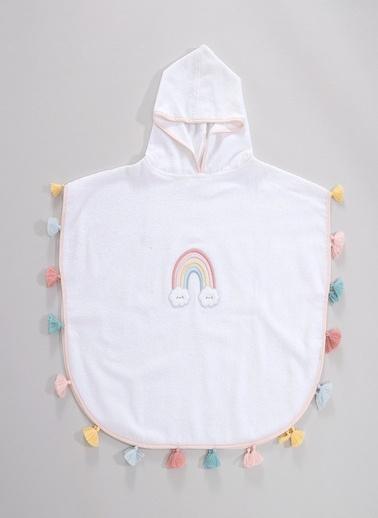 Chakra Rainbow Panço Beyaz